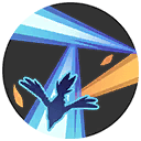 Acrobatics Pokemon Unite Ability Icon