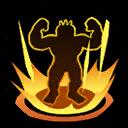 Bulk Up Pokemon Unite Ability Icon