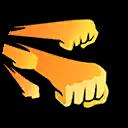Close Combat Pokemon Unite Ability Icon