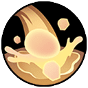 Egg Bomb Pokemon Unite Ability Icon