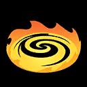 Fire Spin Pokemon Unite Ability Icon