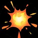 Flame Burst Pokemon Unite Ability Icon