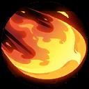 Flame Sweep Pokemon Unite Ability Icon