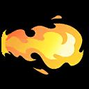 Flamethrower Pokemon Unite Ability Icon