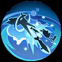 Gatling Gulp Missile Pokemon Unite Ability Icon