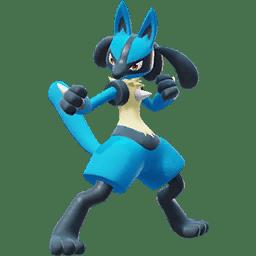 Lucario Pokemon Unite Image