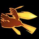 Peck Pokemon Unite Ability Icon