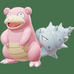 Slowbro Pokemon Unite Image