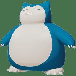 Snorlax Pokemon Unite Image