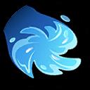 Water Shuriken Pokemon Unite Ability Icon