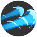 Hydro Pump Pokemon Unite Ability Icon
