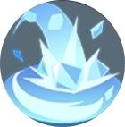 Ice Shard Pokemon Unite Ability Icon