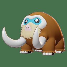 Mamoswine Pokemon Unite Image