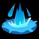 Water Spout Pokemon Unite Ability Icon